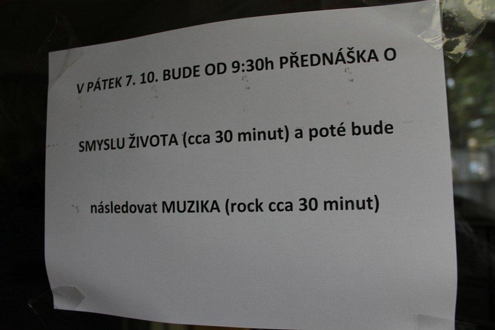 Benešovská Táborská kasárna.