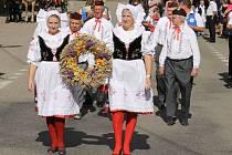 Dožínkové slavnosti se budou v sobotu 27. srpna konat v Přestavlkách u Čerčan už pošesté.