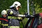 K oslavě svátku svého patrona, sv. Floriána, hasiči připravili dny otevřených vrat.