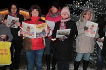 Česko zpívá koledy se konalo v Nesvačilech už popáté.