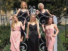 Pětice dam z Kalabis Quintetu zahraje koncert ve vlašimském zámku.