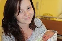 Malá Ema Miffková zvítězila v srpnovém kole hlasování o Nejsympatičtější miminko měsíce.