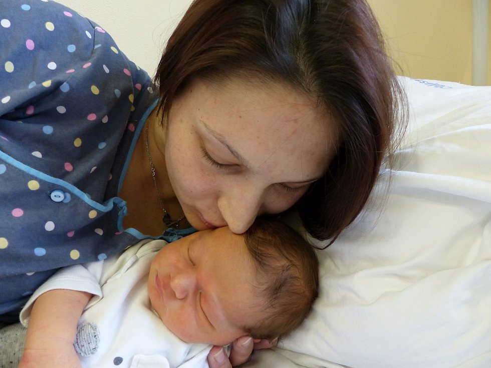 Tobiáš Vítů se narodil 26. února 2021 v kolínské porodnici, vážil 4000 g a měřil 53 cm. Do Jiřic odjel s maminkou Martinou a tatínkem Tomášem.