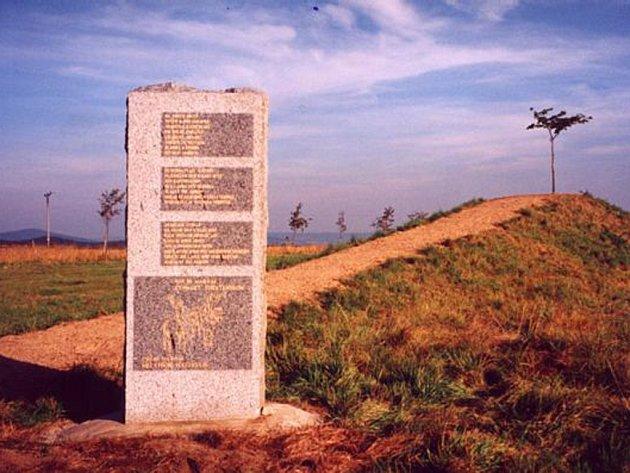 Památník bitvy u Jankova.