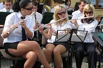 Den hudby v Týnci nad Sázavou