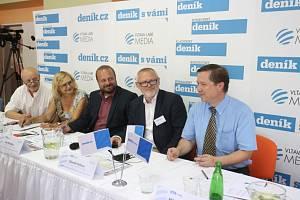 Deník s vámi aneb Setkání TOP zaměstnavatelů regionu Benešovska,