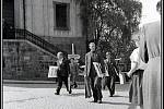 Květen 1945 v Benešově.