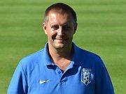 Miloslav Brožek, asistent trenéra druholigových fotbalistů FC Sellier&Bellot Vlašim