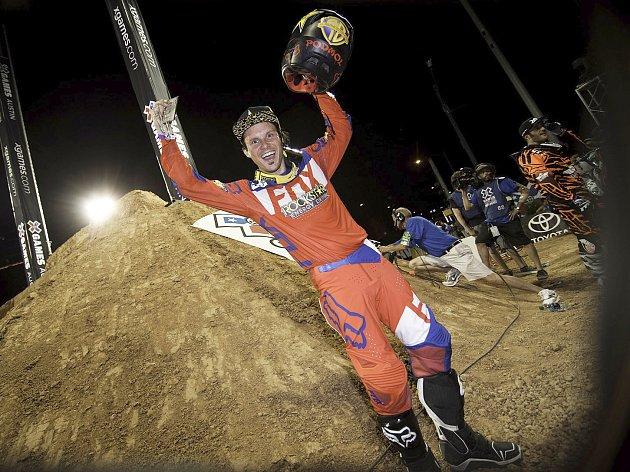 Libor Podmol získal na X-Games v Texasu stříbrnou medaili.