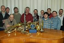 Sebranka, kapela z Vlašimi, už má dva tituly Benešovský Otík.