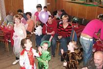 Balónky děti rozdováděly