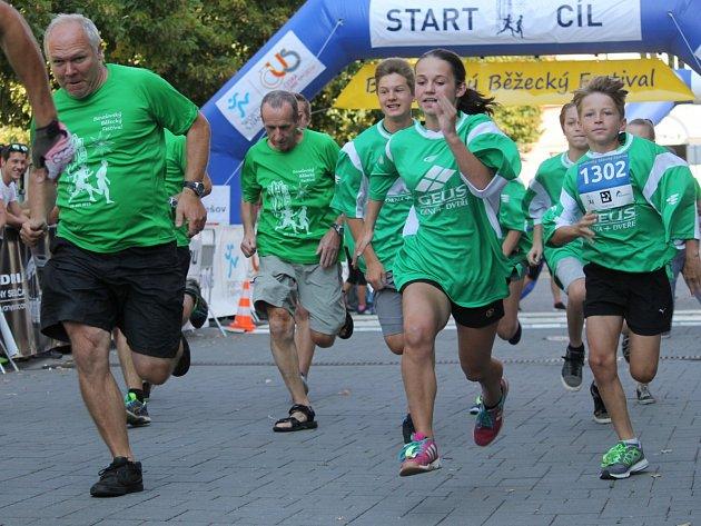 Benešovský běžecký festival v neděli 10. září poběží i Jakub Kohák.