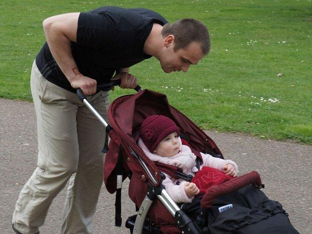 Cílem soutěže je motivovat rodiče na mateřské dovolené k pravidelnému pohybu se svými dětmi, i když jsou teprve v kočárku.