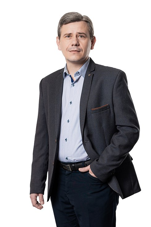 Zdeněk Volf (KDU-ČSL).