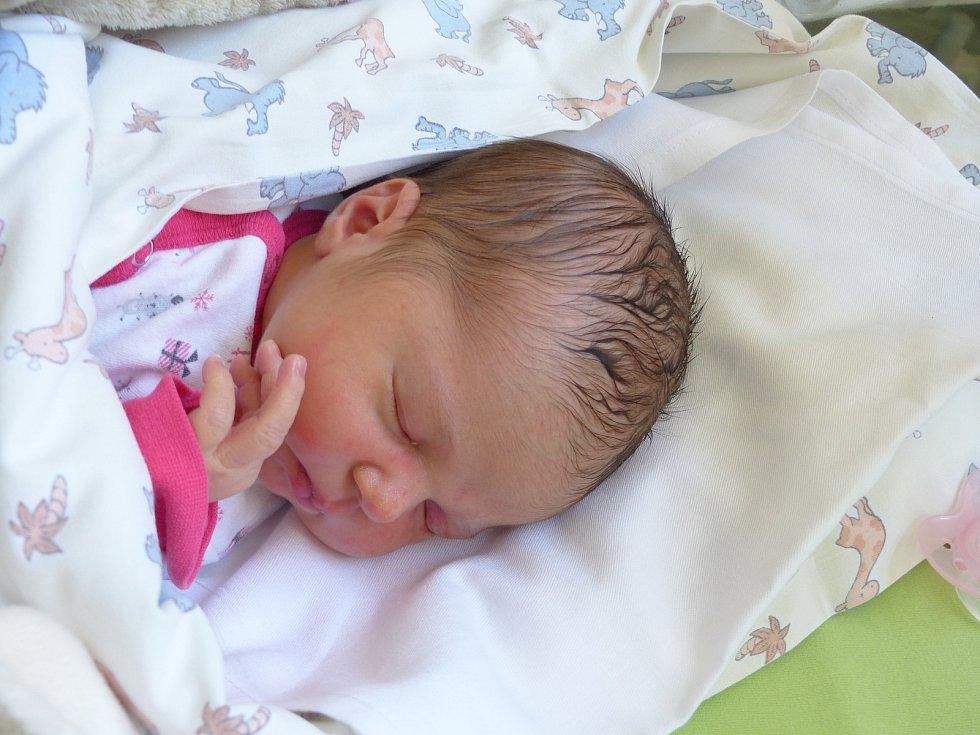 Štěpánka Krulišová se narodila 24. dubna 2021 v kolínské porodnici, vážila 3430 g a měřila 48 cm. V Bylanech se z ní těší sestřičky Gábinka (11), Eli  (8) a rodiče Jana a Michal.