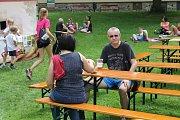 Běžecký závod oživil zámecký park ve Vlašimi.