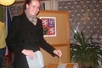 Dvojité sčítání hlasovacích lístků čeká volební komise v Jankově, Mezně, Miličíně, Neustupově, Ratměřicích, Střezimíři, Voticích a Zvěstově.