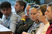 Shromáždění delegátů Asociace školních sportovních klubů v Benešově.