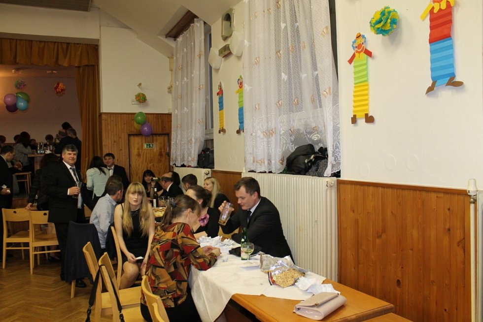 V Jankově uspořádali již tradiční Školní ples.