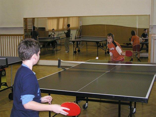 Ilustrační foto: Stolní tenis je hrou pro všechny.