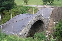 Most Střelítov