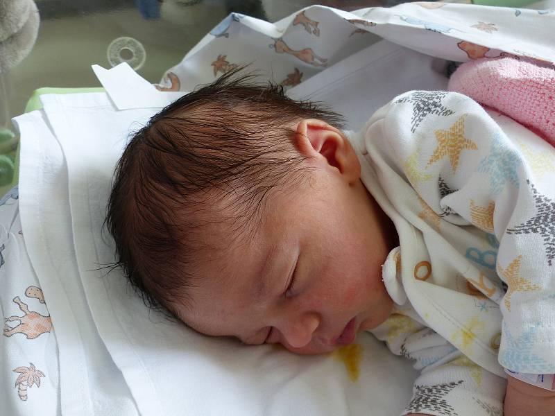 Evelyn Vojtová se narodila 17. července 2021 v kolínské porodnici, vážila 3460 g a měřila 50 cm. V Kutné Hoře ji přivítala sestřička Emily (3) a rodiče Monika a Jakub.