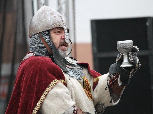 Svatováclavské slavnosti ve Voticích.