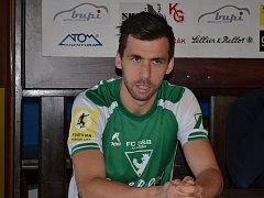 Jakub Štochl, fotbalista FC Sellier&Belot Vlašim