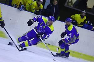 Hokejista Michal Kaňka