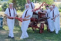 Poslední červencovou sobotu se ve Vranově konala tradiční letní zábava pod širým nebem.