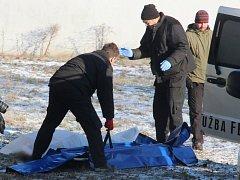V neděli 13. března ráno byla nalezena v Benešově mrtvola mladého muže.