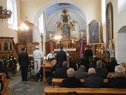 Poslední rozloučení s Lubomírem Kostelkou