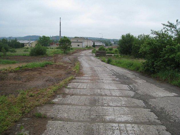 Do prostoru bývalých Táborských kasáren se vejde mnohé. Třeba sportovní městská hala.