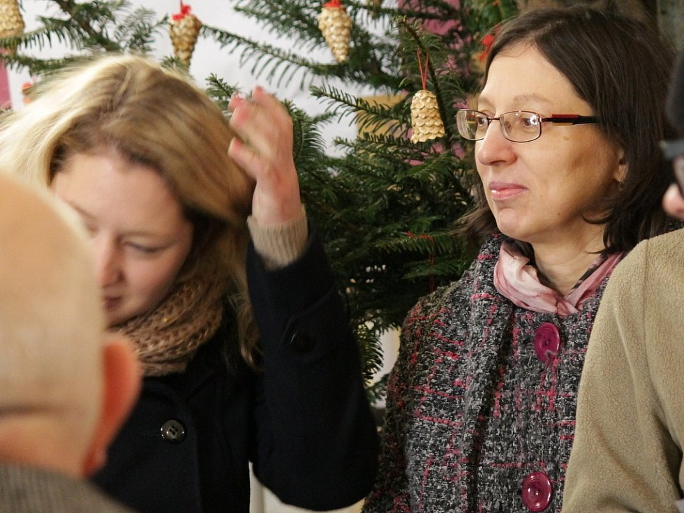 Staročeské Vánoce u sv. Jakuba a Filipa na Chvojně.