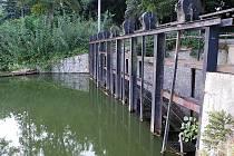 Konopišťský rybník.