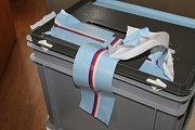 Voličské hlasy sečetla volební komise také v Kamberku.