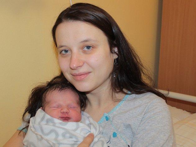 Manželé Marie a Pavel Smítkovi se 11. ledna v 4.15 stali rodiči chlapečka Šimona. Sestřičky v porodnici mu navážily 3,91 kilogramu a naměřily 52 centimetrů. Doma v Praze má brášku Matyáše (2,5).