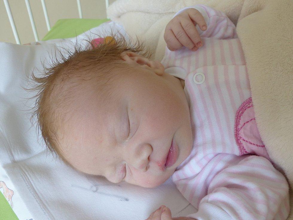 Julie Hrdličková se narodila 1. května 2021 v kolínské porodnici, vážila 3170 g a měřila 50 cm. V Chotuticích ji přivítal bráška David (7.5) a maminka Lucie.