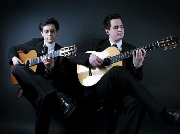 Duo Siempre Nuevo se těší nejen na zámecké prostory, ale i na vzdělané a zkušené vlašimské publikum.