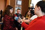 Z debaty radních Středočeského kraje a hlavního města Prahy v pondělí 9. září 2019.
