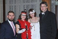 Ples v Sázavě byl ve znamení první republiky