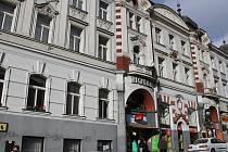 Benešovský Hotel Pošta.
