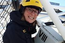 Marie Karjalainen, česká astronomka pracující na Stelárním oddělení v Astronomickém ústavu Akademie věd ČR v Ondřejově.