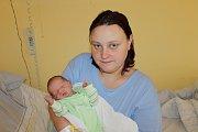 Rodiče Monika Pohořalá a Antonín Soukup se radují ze syna Miroslava Soukupa, který se narodil 3. března v 8.53. Po narození vážil 2720 gramů a měřil 46 centimetrů. Doma v Sázavě na něj čeká sestra Věra (2,5).