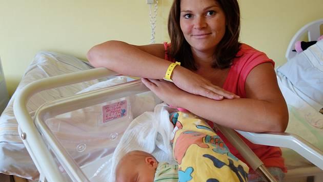 Štěpánka Lejčková se rodičům Libuši Němcové a Miloslavu Lejčkovi z Libže narodila 6. září 2019 v 9.49 hodin. Vážila 3020 gramů a měřila 49 centimetrů. Doma se z ní těší sestřička Veronika (6).