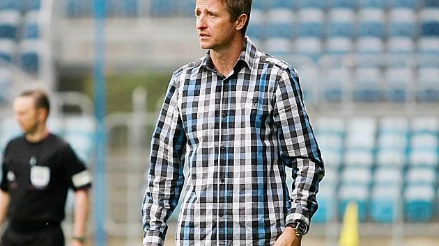 Michal Horňák zachránil Vlašim ve Fotbalové národní lize.