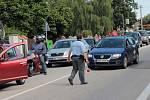O stavbu obchvatu obyvatelé Olbramovic usilují už přes dvě desetiletí. Zatím se ale odklonu dopravy nedočkali.