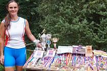 Vanda Kadeřábková – Březinová bude pomáhat pořadatelům Benešovského běžeckého festivalu s trénováním.
