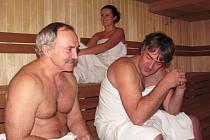 V benešovském zimním stadionu má vzniknout i sauna.