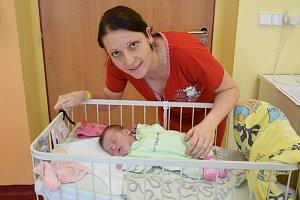 Manželům Šárce a Pavlovi Duškovým se 13. února v 19.11 narodila holčička Nikolka. Při narození vážila 3920 gramů a měřila 53 centimetrů. Doma ve Struhařově na ni čekal bráška Tadeáš (2,5).